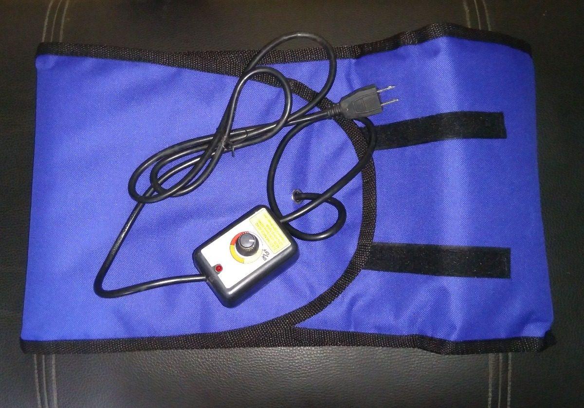 Faja Manta Térmica Eléctrica Con Regulador   S/ 120,00 en Mercado