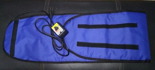 faja manta térmica eléctrica con regulador