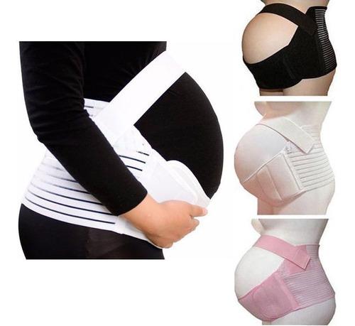 faja maternal de embarazo ortopédica