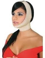 faja mentonera reduce papada cuello mejillas adelgaza rostro