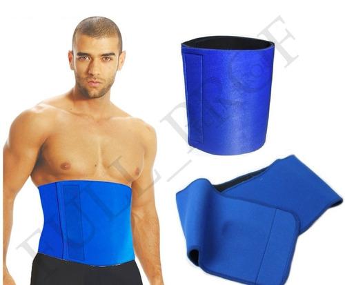 faja modeladora abdominal + gel reductor quemador de grasa