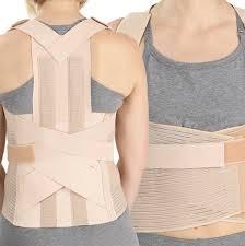 faja o corector, corset de postura espalda ortopedico