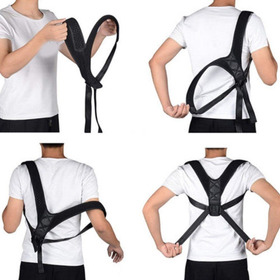 Faja Ortopédica Correctora De Postura Espalda , Dorsal