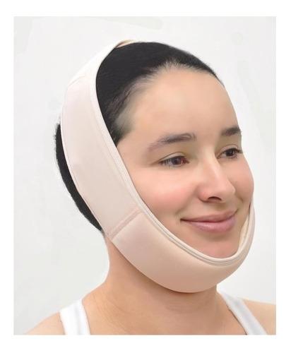 faja ortopedica mentonera facial reductora