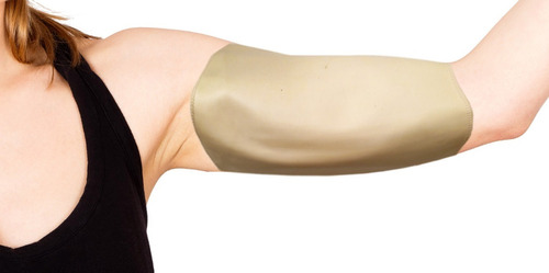 faja para brazos con latex (par) reduce moldea styllus