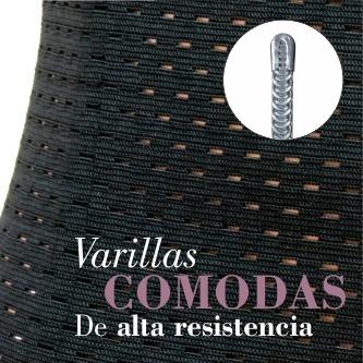 faja reductora cinturilla modeladora corte colombiana belati