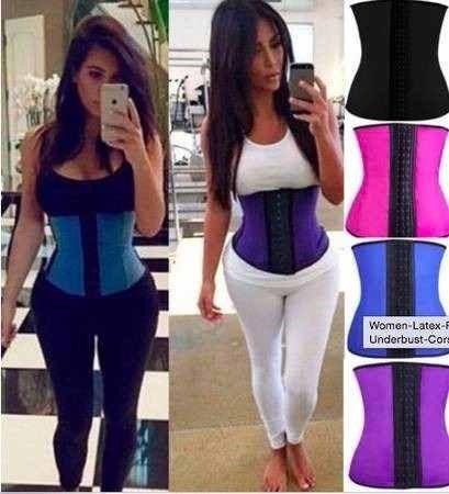 faja reductora de cintura