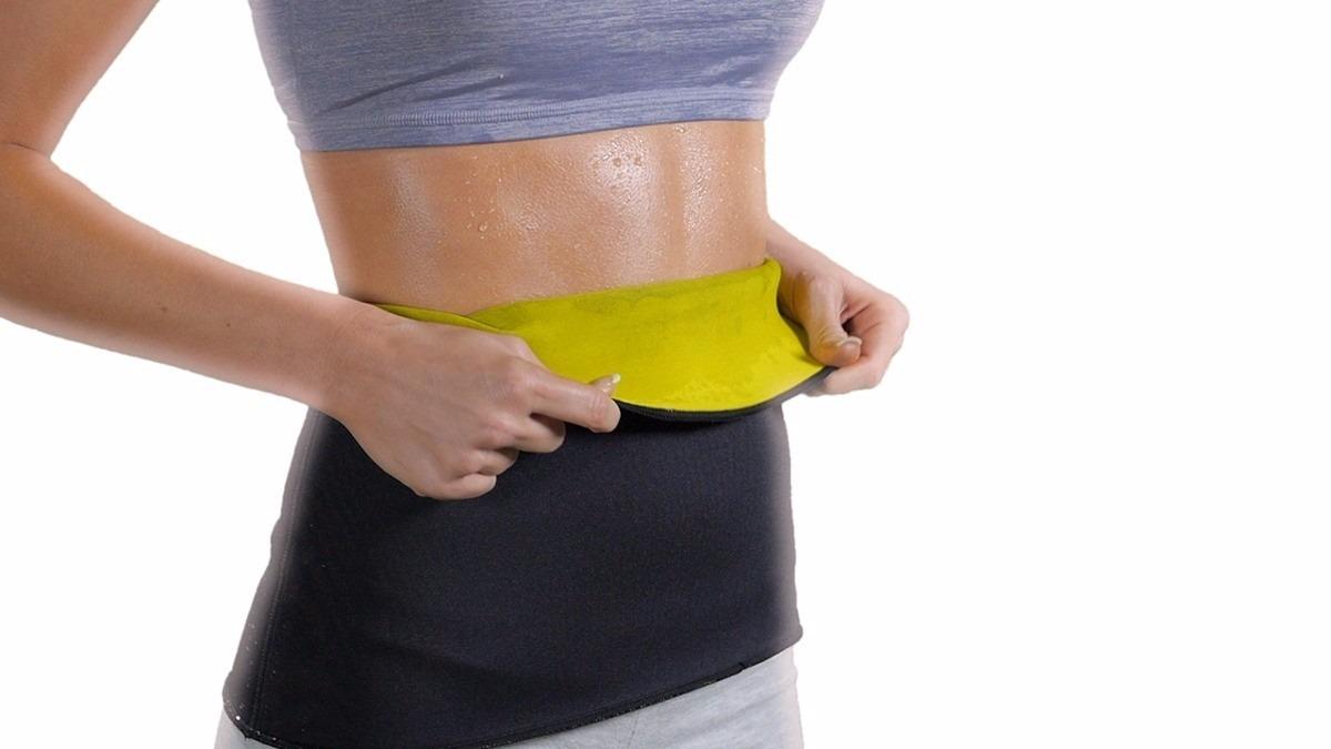 faja reductora perdida de peso neopreno unisex