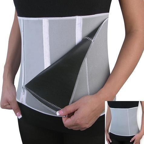 faja reductora slimming belt 5 cierres!