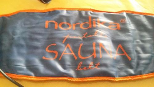 faja sauna nordika