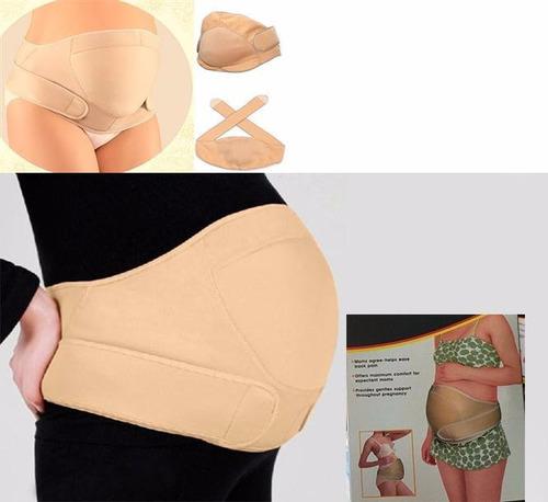 faja soporte ajustable para embarazo