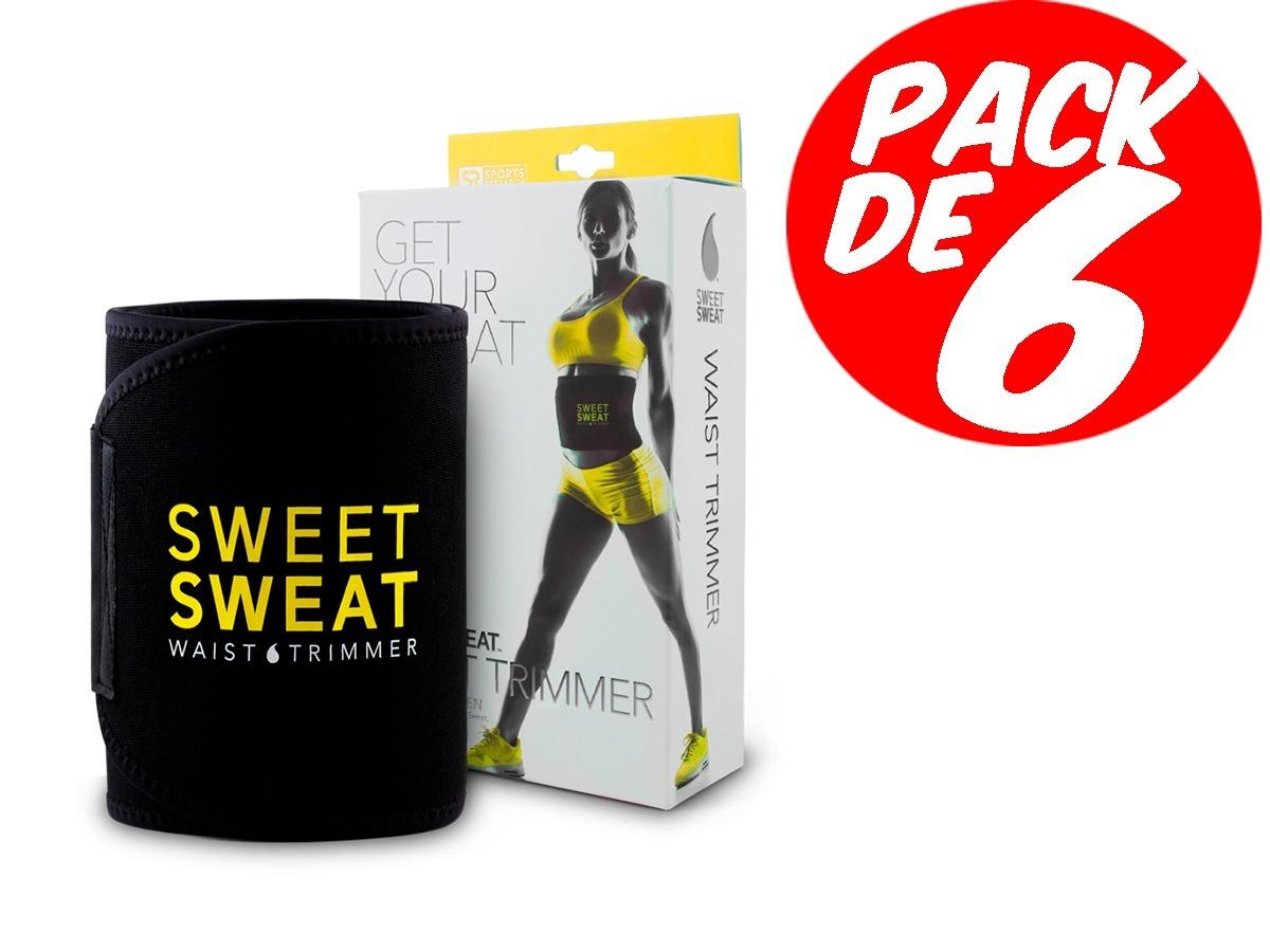 43c59944b60 faja sweet sweat waist trimmer (pink logo) for men   women. Cargando zoom.