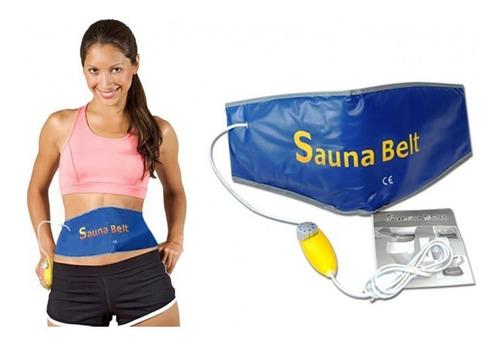 faja termica reductora sauna belt sauna electrica $ 29.900