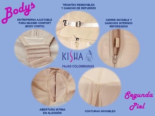 fajas colombianas marca kisha