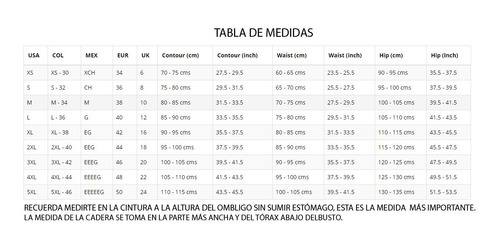 fajas colombianas postparto ann chery 5166 melissa lipo