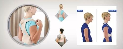 fajas corrector postura