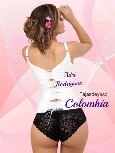 fajas de yeso colombia