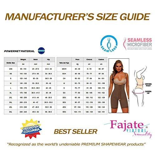 ea090b08b46ae Mlm fajate colombian post surgery postpartum body shaper girdle jpg 500x500  Fajate postpartum colombian girdles