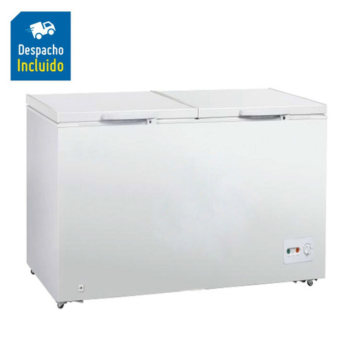 fal-h mabe congelador horizontal 520 lt blanco  mabe