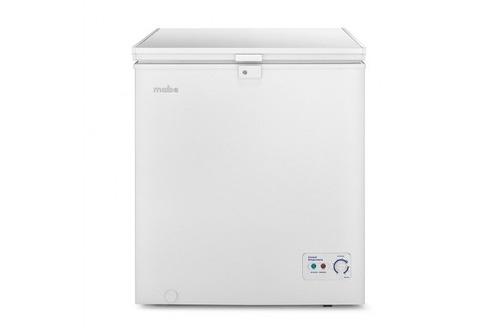 fal-k mabe congelador horizontal mabe 145lt alaska145b blanc