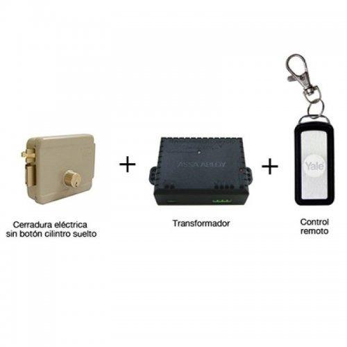 fal kit cerradura eléctrica derecha control remoto ea1173107