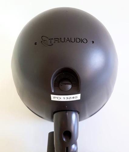 falante p/ jardim truaudio as-2 landscape speaker nova c/ nf