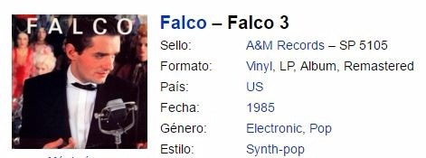 falco 3 vinilo (mvinil)