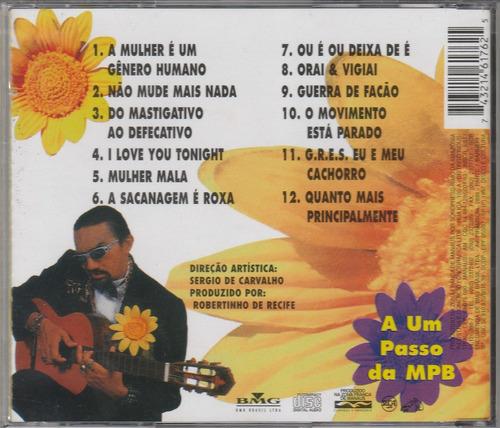 falcão - cd a um passo da mpb - 1996