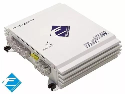 falcon 1500 modulo amplificador