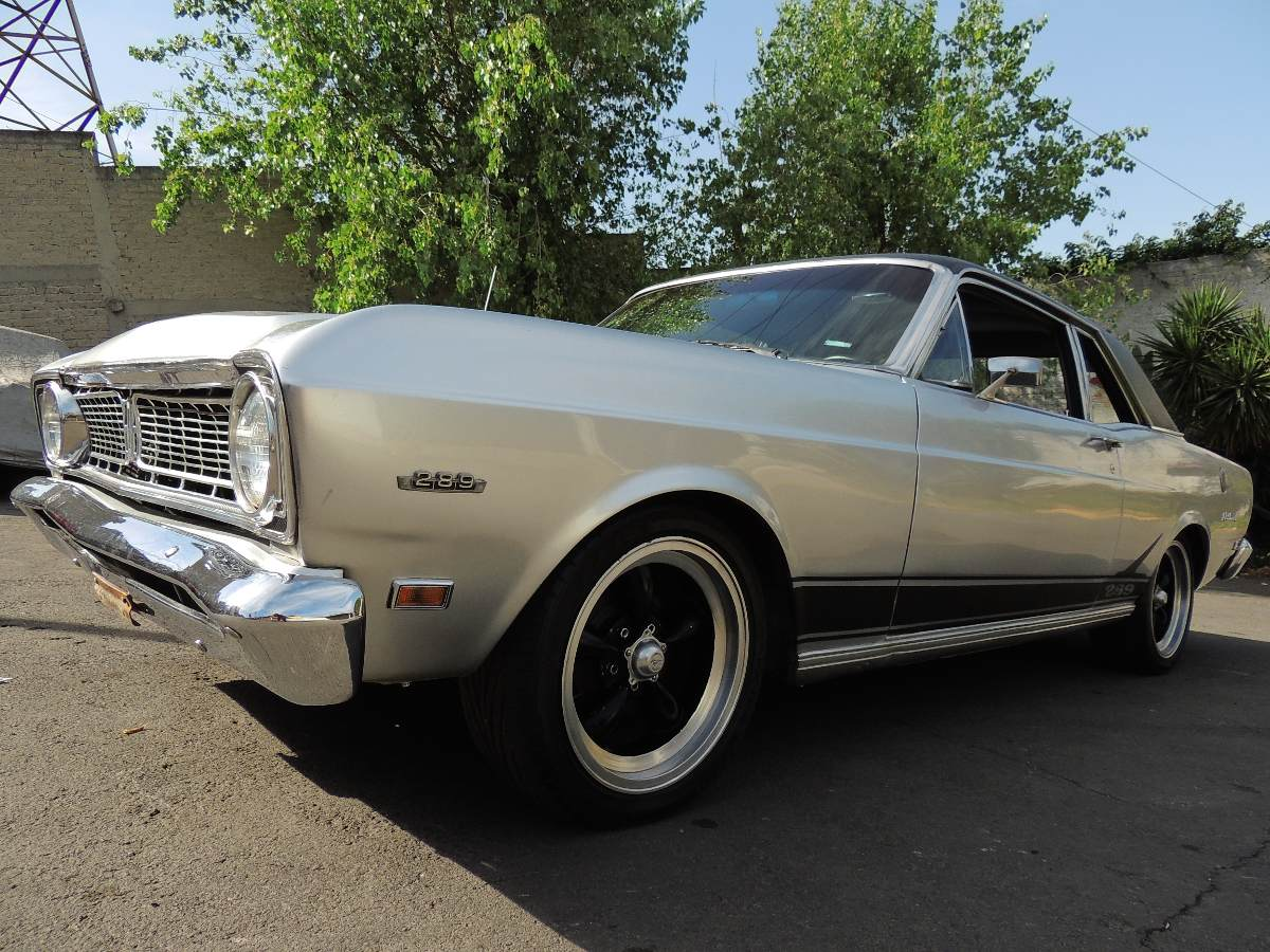 Ford Mustang 1967 De Venta En Jalisco