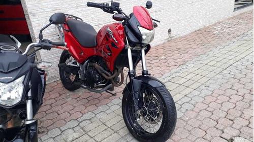 falcon 400cc ano 2003 estilo motard oferta