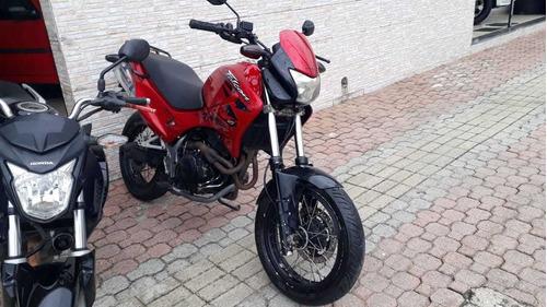 falcon 400cc ano 2003 estilo motard oferta imperdivel!!!