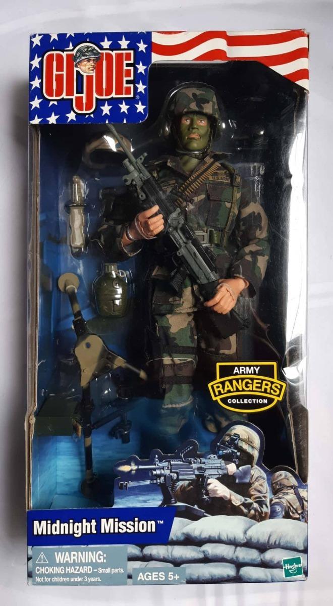 Falcon Gi Joe Midnight Mission Army Rangers Tipo Estrela