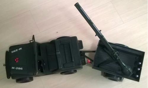 falcon jipe assalto canhão anti aéreo estrela anos 80