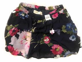 542feb8c5 Falda Abercrombie & Fitch Talla S Estampado Floral Yuya