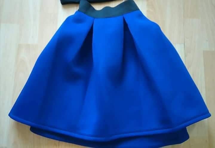 moda atractiva venta outlet mejor selección Falda Azul Talla M