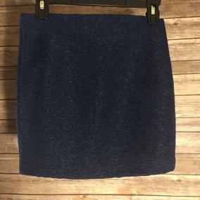 52c9ca8cd9 Falda Bcbg Generation Color Azul Marino.talla Xs. Nueva