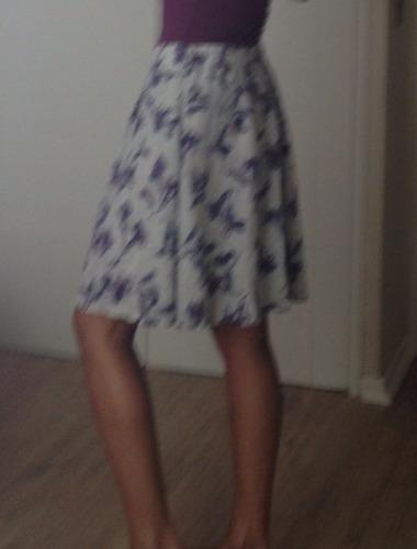 falda benetton