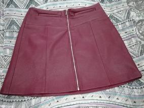 745b031f71 Falda Bershka Roja Nueva Con - Faldas al mejor precio en Mercado Libre  México