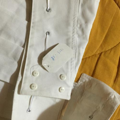 falda blanca talla s