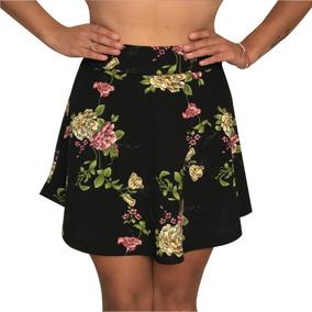 6d4091c05 Falda Circular Skater Minifalda Sexy, Varios Colores