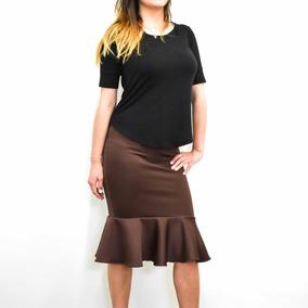 a6caa34dc Faldas Vintage Largas - Faldas al mejor precio en Mercado Libre México