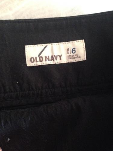 falda corta marca old navy