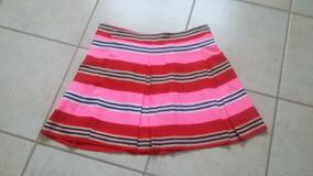 f40a3cad8 Falda Plisada Cuero - Polleras Cortas de Mujer Rojo en Mercado Libre ...