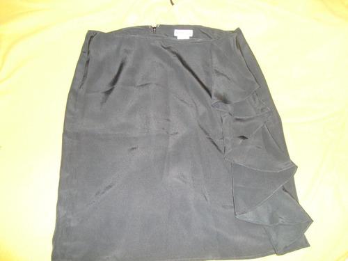 falda de dama ejecutiva usada como nueva importada negra