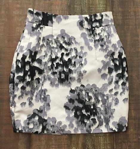 falda de dama h&m talla 6 (chica)
