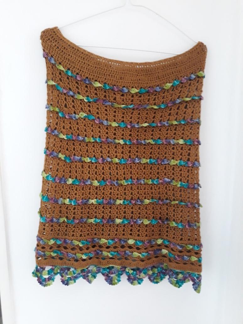6f01589f9 Faldas Para Dama Tejidas A Crochet | Wig Elegance