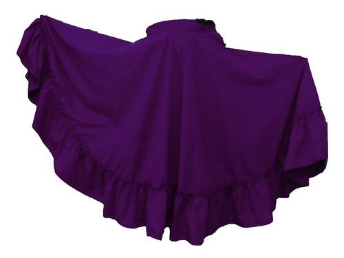 falda de danza folklórica circular adulto ¡envío gratis!