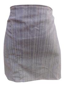 c9b394446 Falda De Jean Para Mujeres Curvy - Talles Grandes