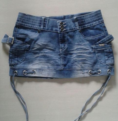falda de jeans para damas